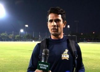 Cricter Aamer Yamin Team ‪#‎peshawarzalmi‬ message