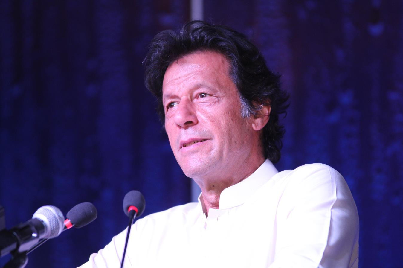 Education Crucial For Development Of Pakistan: Imran Khan