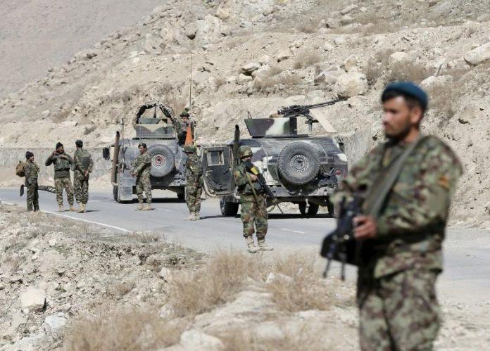 افغان سيکيورټي اهلکارو بغلان ولايت کښې د پنځلس طالبانو د وژنې دعوي کړيده