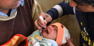 Three-day anti-polio drive to begin in Balochistan tomorrow