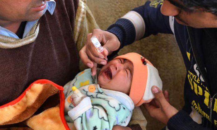 Three-day anti-polio drive to begin in Balochistan tomorrow
