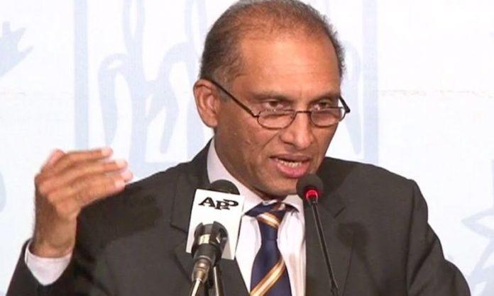 Aizaz Ahmed Chaudhry