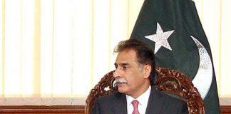 NA Speaker Sardar Ayaz Sadiq