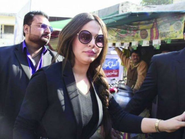 Customs Court orders Ayyan Ali to appear on next hearing