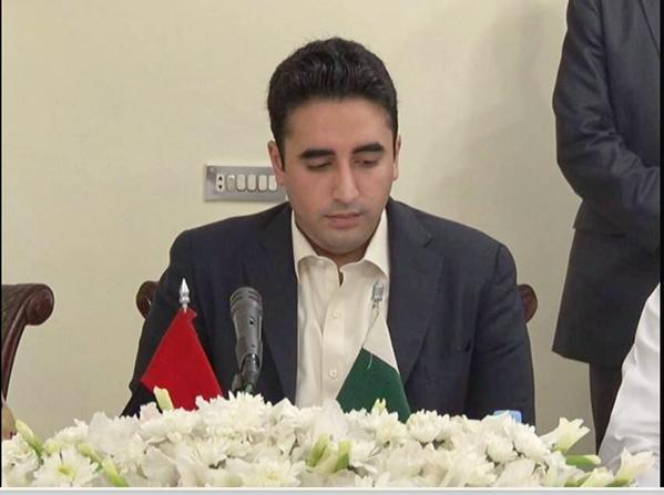 Bilawal says PPP to stand with democracy