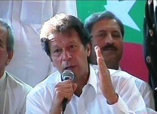 Khaqan Abbasi the biggest puppet PM in Pakistan's history: Imran