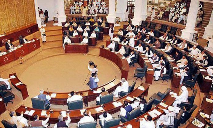 Khyber Pakhtunkhwa Assembly approves budget for next fiscal year