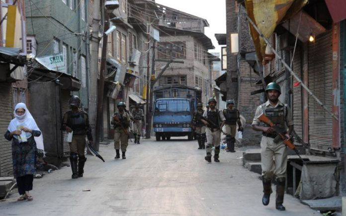 Amnesty International launches campaign against blackout in occupied Kashmir