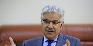 Washington can't win Afghan war sans Islamabad's support: Khawaja Asif
