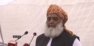 Maulana Fazl warns govt to prepare for Islamabad long march