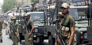 Two terrorists killed in Dera Ghazi Khan: ISPR