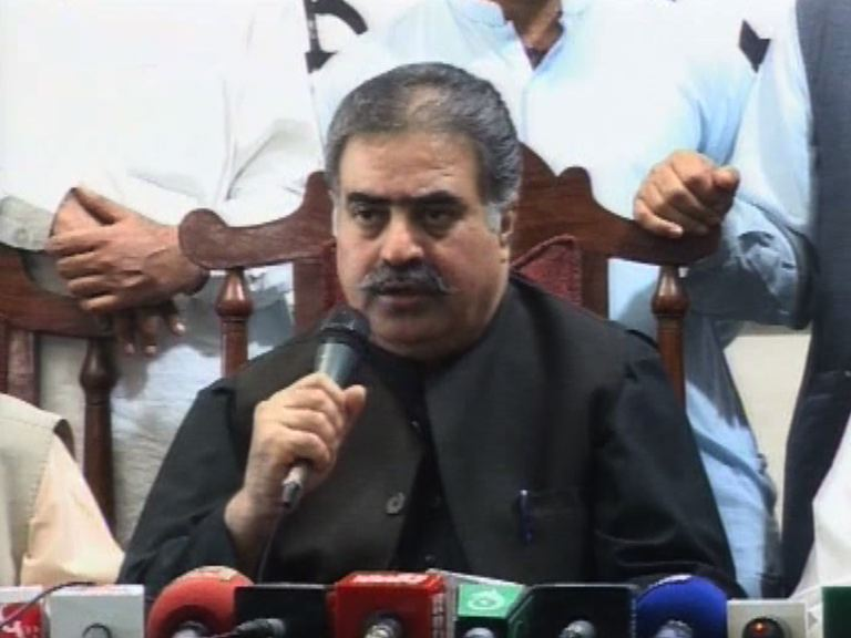 No-confidence motion against CM Zehri on cards today
