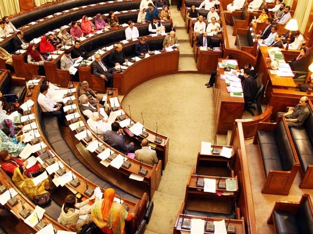 10-member Sindh cabinet takes oath
