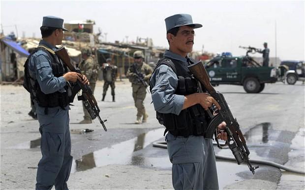 Three killed in Taliban truck blast near police station in Laghman