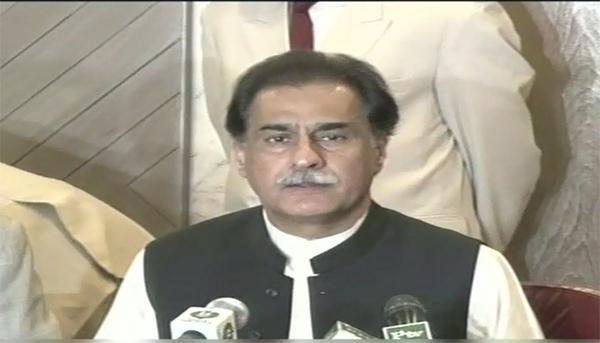 PML-N leadership will decide on joining JUI-F's anti-govt movement: Ayaz Sadiq