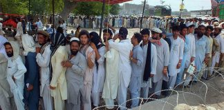 FDMA issues assistance money to displaced tribesmen of NW