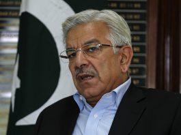 Khawaja Asif appears before NAB Rawalpindi in assets case