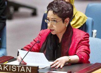 UN decolonization agenda incomplete without Kashmir solution: Pakistan