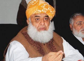Fazl calls meeting of opposition parties excluding PPP, PML-N