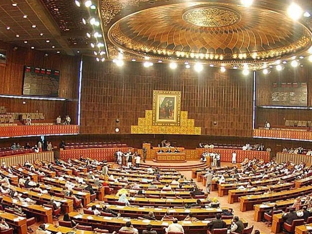 Govt tables Army Act Amendment Bills in National Assembly