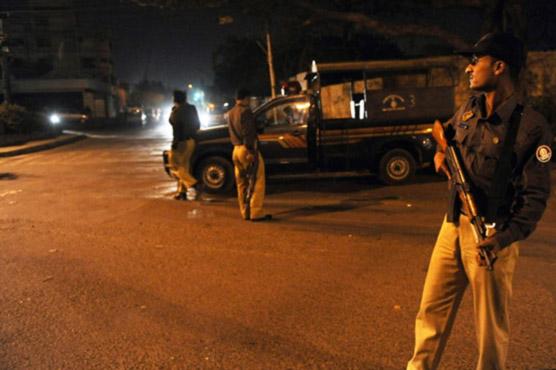 Three terrorists killed during LEAs operation in Karachi