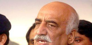 Khursheed Shah's family quarantined after employee tests coronavirus positive