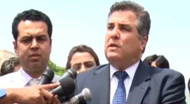 Contempt of court case: SC indicts PML-N leader Daniyal Aziz