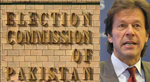 ECP dismisses petition challenging PTI's intra-party elections