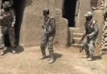 terrorists arrested in Balochistan