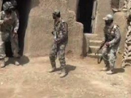 terrorists arrested in Balochistan