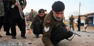 Six killed in firing over land dispute in Wana, South Waziristan