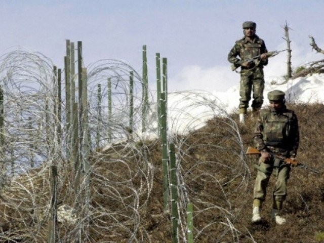 Indian troops' unprovoked firing along LoC injures one civilian