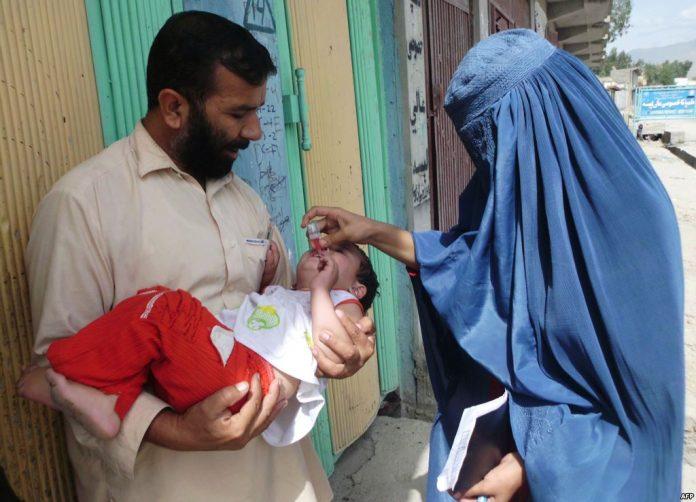 Anti-polio campaign will begin in Khyber Pakhtunkhwa tomorrow