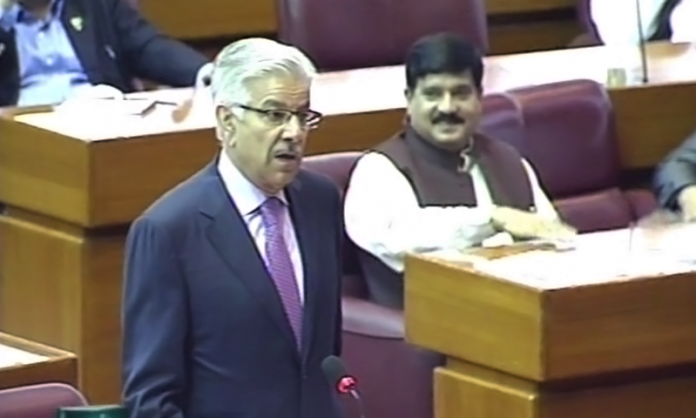 US diplomat to face appropriate action over fatal road accident: Khawaja Asif