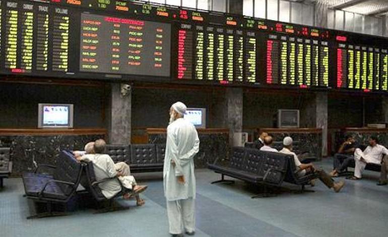 Pakistan Stock Exchange back to pre-crash level