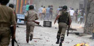 Indian troops atrocities in held Kashmir