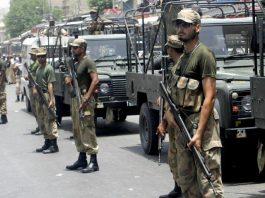 Three terrorists killed in Dera Ghazi Khan: ISPR