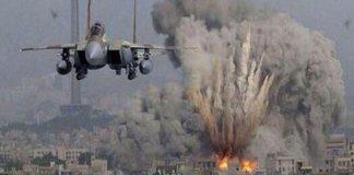 Israeli jets hit Gaza Hamas positions after militants fire rockets