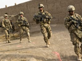 US decreases troops presence in Afghanistan to nearly 8,600