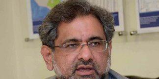 LHC to hear contempt case against Khaqan Abbasi tomorrow