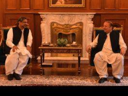 Prime Minister Abbasi, PML-N Chief Nawaz Sharif holds meeting