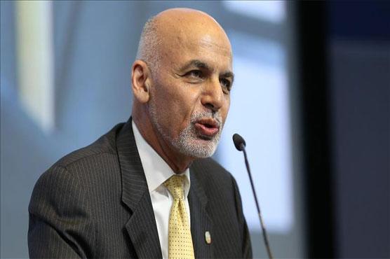 Ashraf Ghani at UNGA