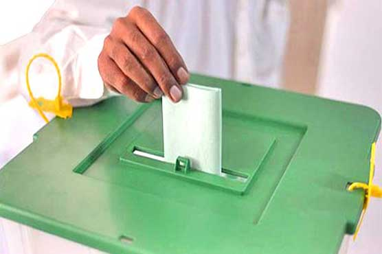 Polling for LG by election peacefully continues in 17 KP districts