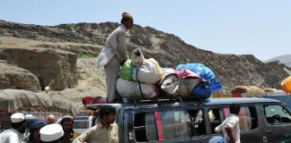 Repatriation process of South Waziristan TDPs completed