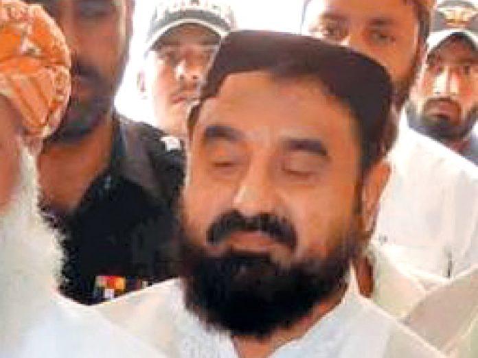 Maulana Lutfur Rehman JUI-F