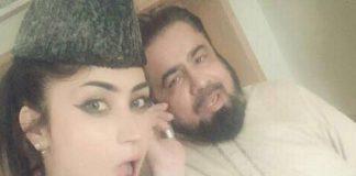 Qandeel Baloch and Mufto Qavi