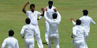 Sri Lanka beat Pakistan in first Test at Abu Dhabi