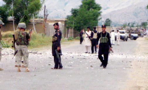 IED blast in Bajaur Agency