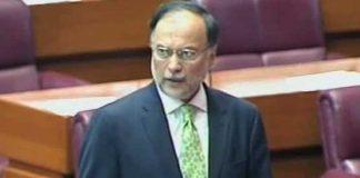 PM Imran failed to take steps to contain COVID-19: Ahsan Iqbal