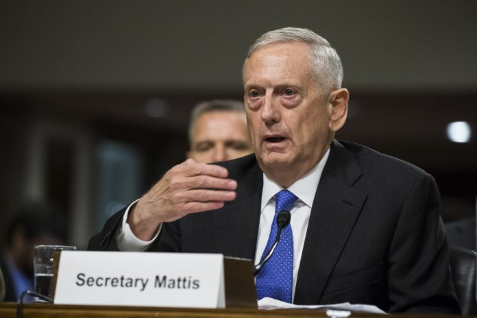 Terrorist attacks in Afghanistan out of realization: James Mattis